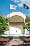 Раковина диапазона в Winona, Минесоте Стоковое Фото