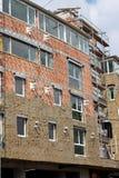 раковина изоляции здания новая селитебная Стоковая Фотография
