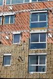 раковина изоляции здания новая селитебная Стоковые Изображения