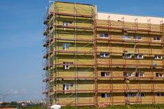 раковина изоляции здания новая селитебная Стоковое Изображение RF