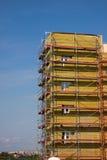 раковина изоляции здания новая селитебная Стоковое Фото