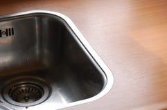 раковина кухни Стоковые Изображения RF
