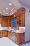 раковина кухни стоковая фотография