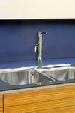 раковина кухни стоковое изображение