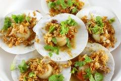раковина моря еды Стоковые Изображения
