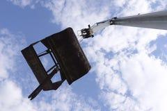 Раковина смертной казни через повешение Стоковое Изображение