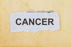 рак стоковая фотография