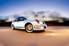 ралли гонки автомобиля Стоковая Фотография RF