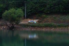 Ралли 2012 ERC Bosphorus Стоковое Фото