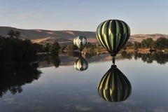 ралли prosser воздушного шара большое Стоковая Фотография RF