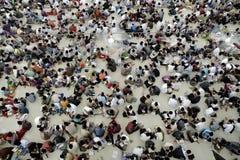 Рамазан в Medan стоковое фото