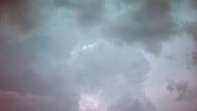 драматическое небо Стоковые Фотографии RF