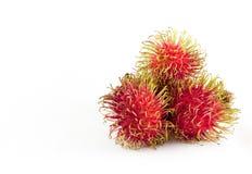 Рамбутан помадка вкуса плодоовощ южная азиатская Стоковая Фотография RF