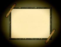 Рамка альбома с виньеткой Стоковые Фотографии RF