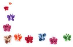 Рамка бабочек бесплатная иллюстрация