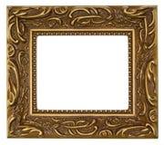 рамка богато украшенный Стоковое Фото