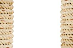 Рамка веревочки Стоковая Фотография