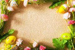 Рамка весны Стоковые Изображения RF