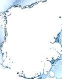 Рамка воды Стоковая Фотография