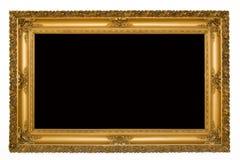 рамка высеканная antique Стоковая Фотография RF