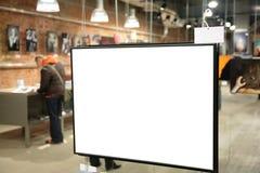 рамка выставки Стоковые Фотографии RF