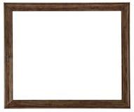 рамка деревянная Стоковые Изображения RF