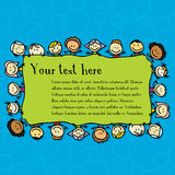 Рамка детей бесплатная иллюстрация