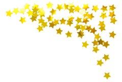 Рамка звезд Стоковые Фотографии RF