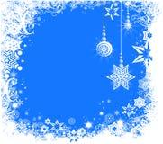 Рамка зимы Стоковое Изображение RF