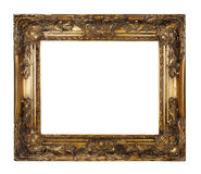 Рамка золота Стоковые Фотографии RF