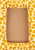 Рамка искусственной материальной ткани стоковые изображения