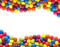 Рамка конфеты Стоковое Изображение RF
