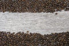 Рамка кофейного зерна Стоковая Фотография RF