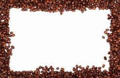 рамка кофе Стоковое Изображение RF
