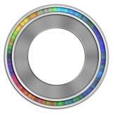 рамка круглая Стоковая Фотография