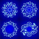 рамка круглая Стоковая Фотография RF