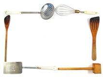 рамка кухни Стоковое Фото