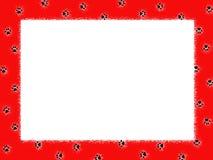 Рамка лапки Стоковая Фотография RF