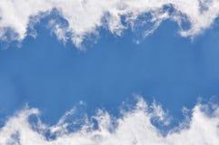 рамка облака Стоковое Изображение RF