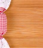 Рамка орнамента рождества Стоковая Фотография RF