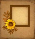 рамка осени Стоковые Фото