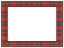 Рамка лоскутного одеяла тартана