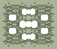 Рамка денег Стоковое фото RF
