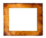 Рамка пергамента Стоковые Изображения RF
