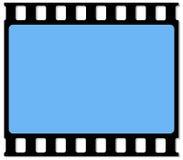 рамка пленки 35mm Стоковая Фотография