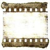 Рамка пленки Grunge Стоковые Изображения RF