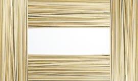 рамка плюет деревянное Стоковое Фото