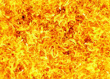 рамка пожара предпосылки черная Стоковые Фото