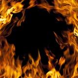 рамка пожара Стоковые Фото