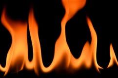 рамка пожара Стоковое фото RF